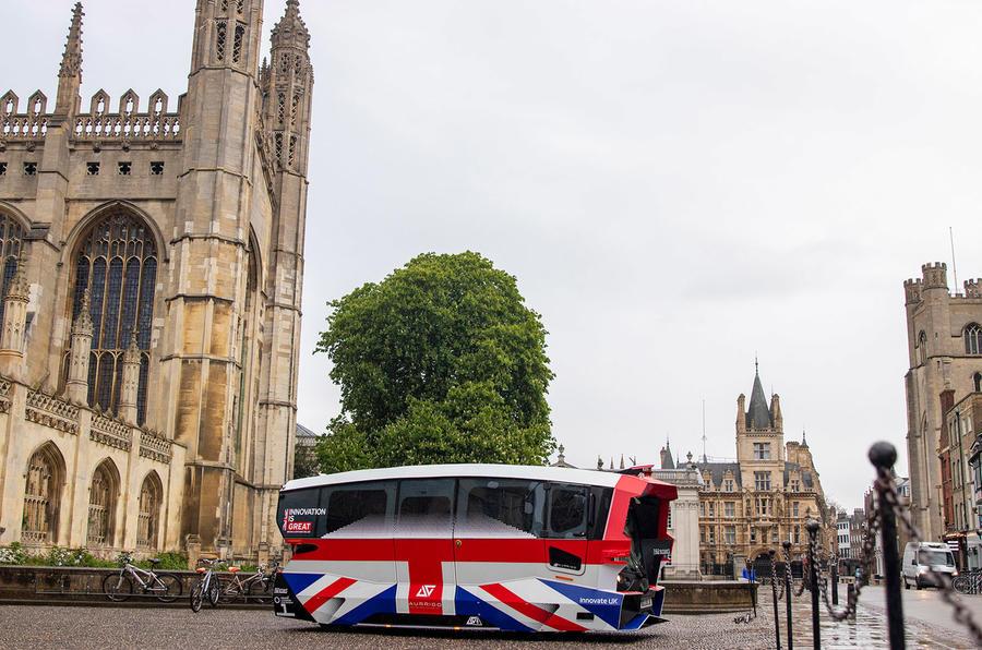 автобуси-безпілотники