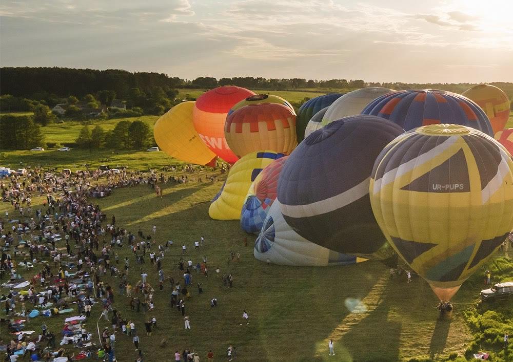 фестиваль повітряних куль