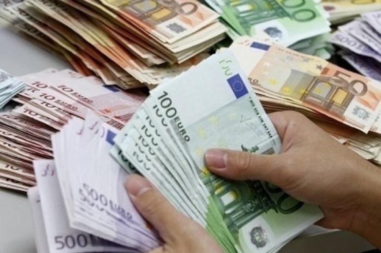 євро гроші