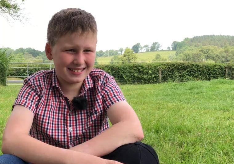 10-річний Вільям Вудс