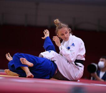 Ukraine's judoka Bilodid wins bronze medal at Tokyo Olympics