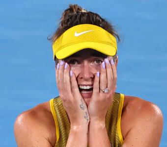 Elina Svitolina wins bronze medal to make history for Ukraine