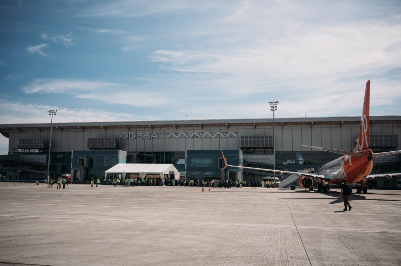 аеропорт одеса