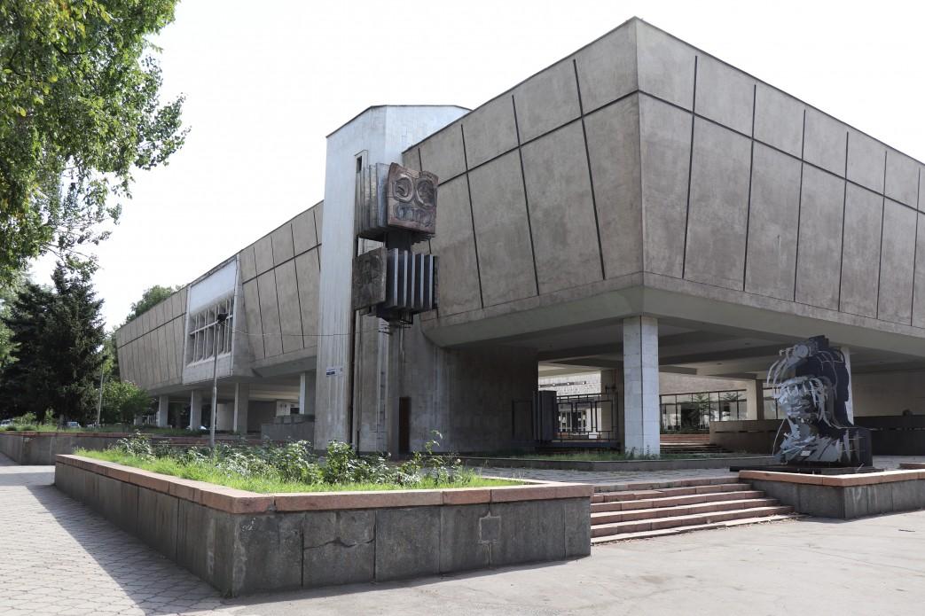 Музей імені Гапара Айтієва