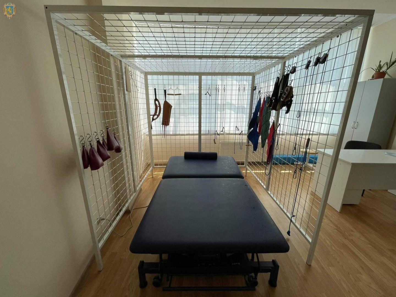 На Львівщині реабілітаційний комплексний центр для осіб з інвалідністю4
