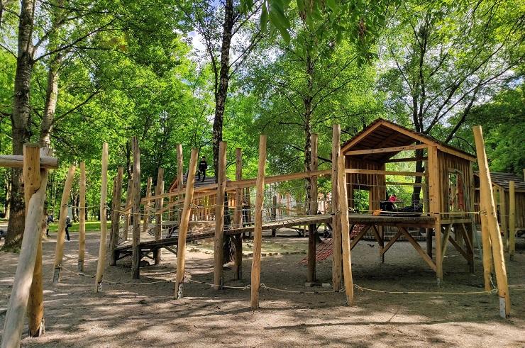 Нові дитячі майданчики у Львові