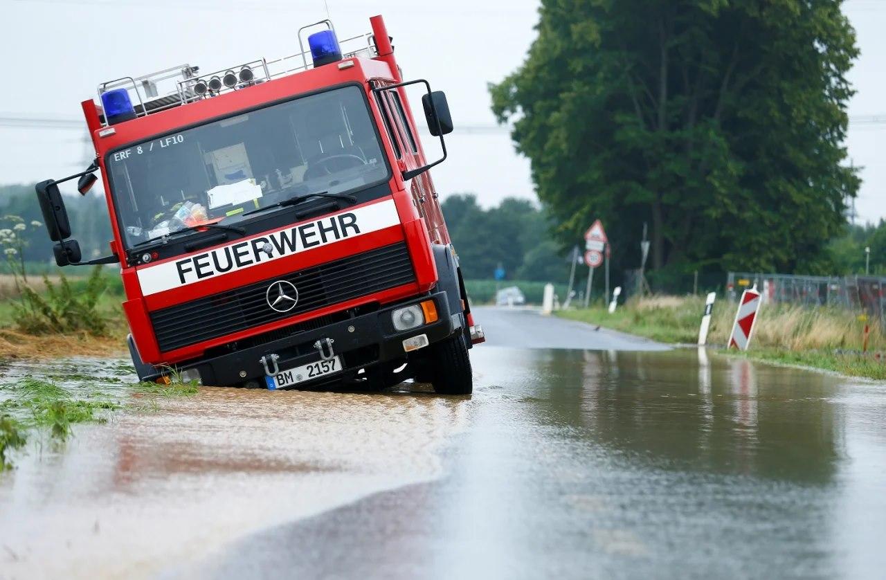 Повінь у Німеччині