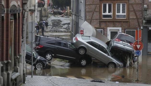 У Бельгії повінь