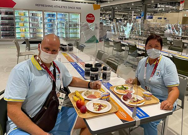 Українські олімпійці прибули до Токіо