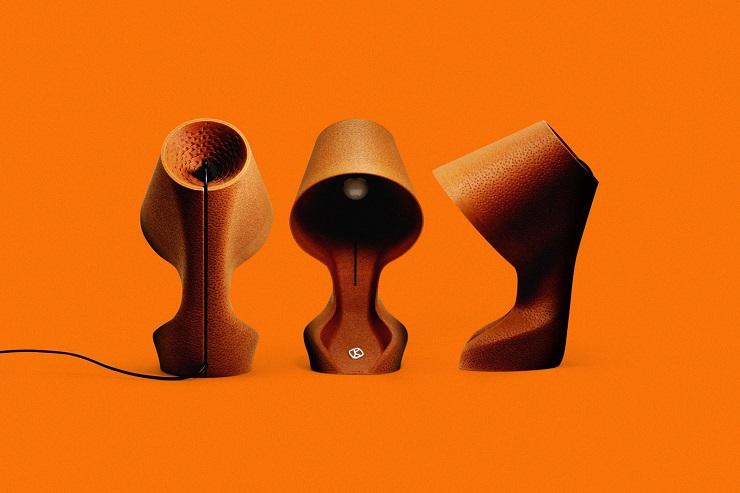В Італії виготовляють екологічні лампи з апельсинових кірок1