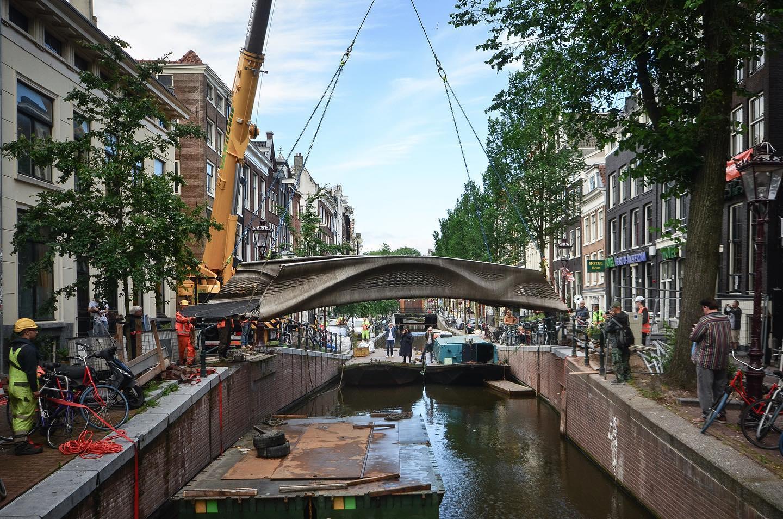 амстердам міст