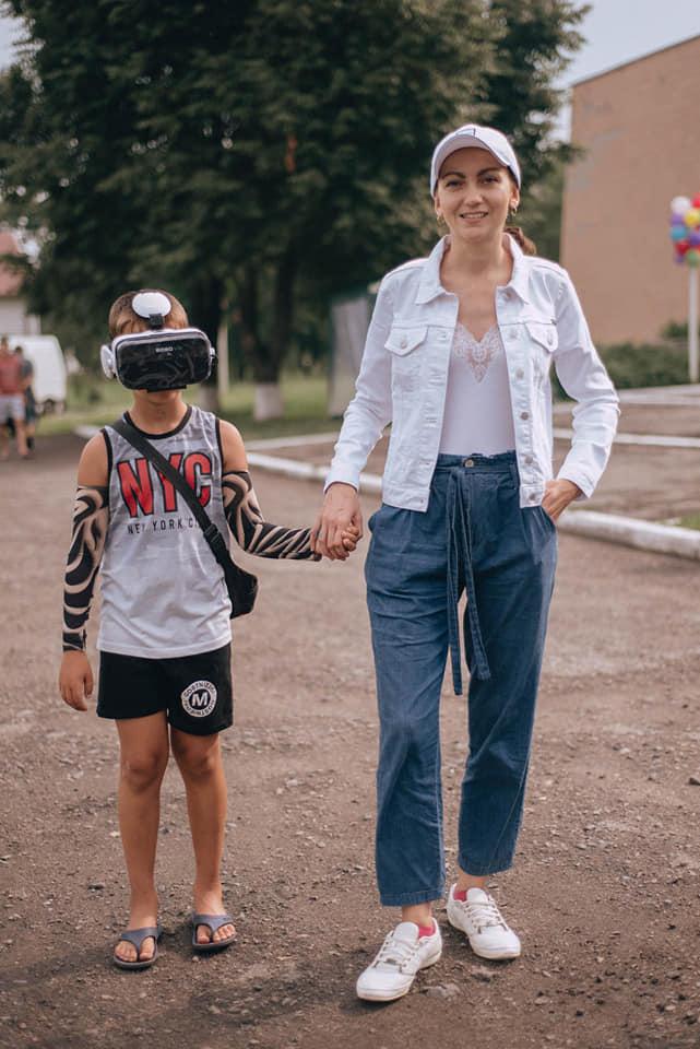 віртуальну прогулянку найбільшим сміттєзвалищем Полтавської області