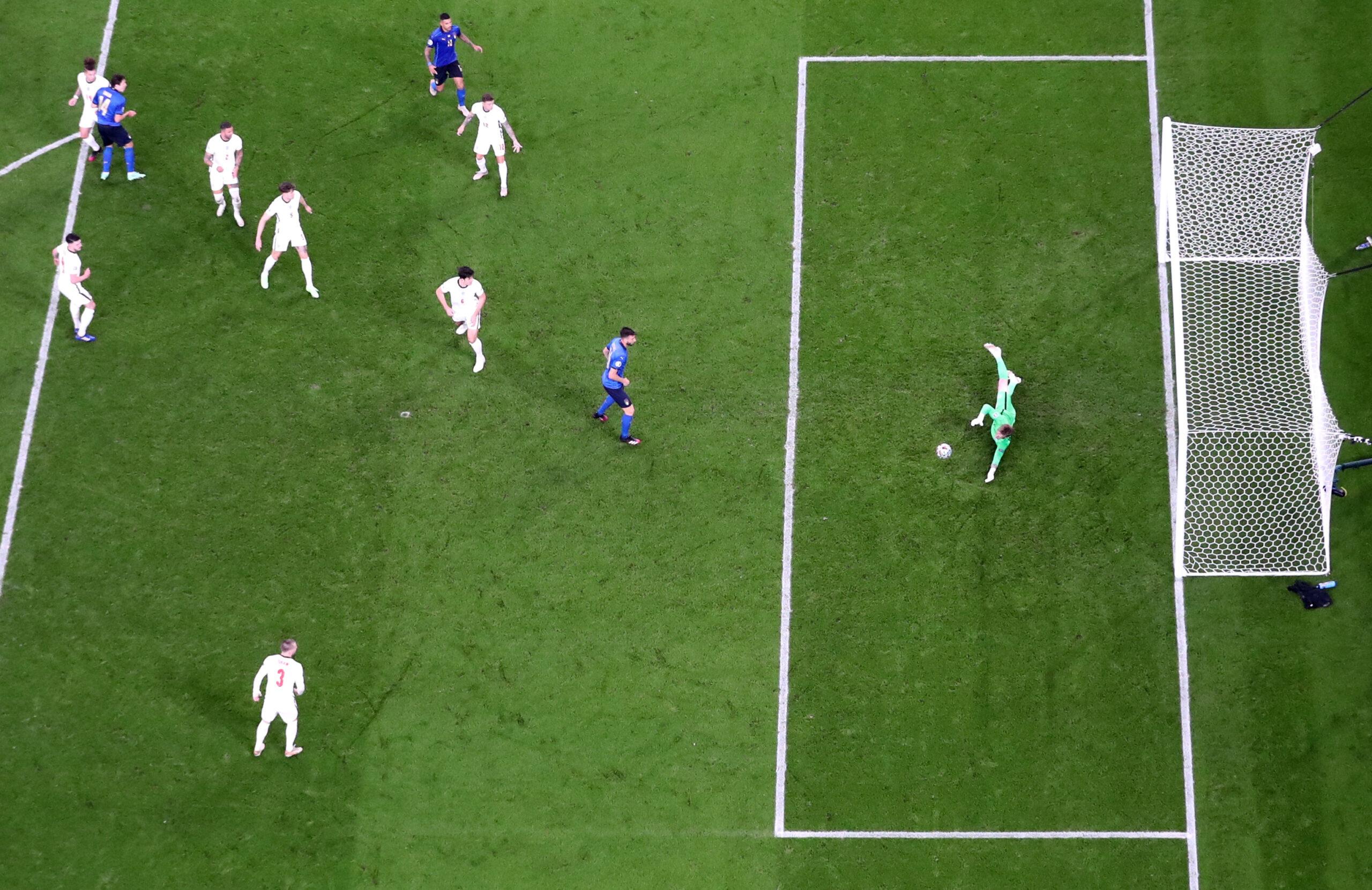 фінал Італія-Англія Євро 2020