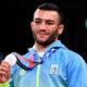Ukrainian Greco-Roman wrestler Nasibov wins silver at Tokyo Olympics