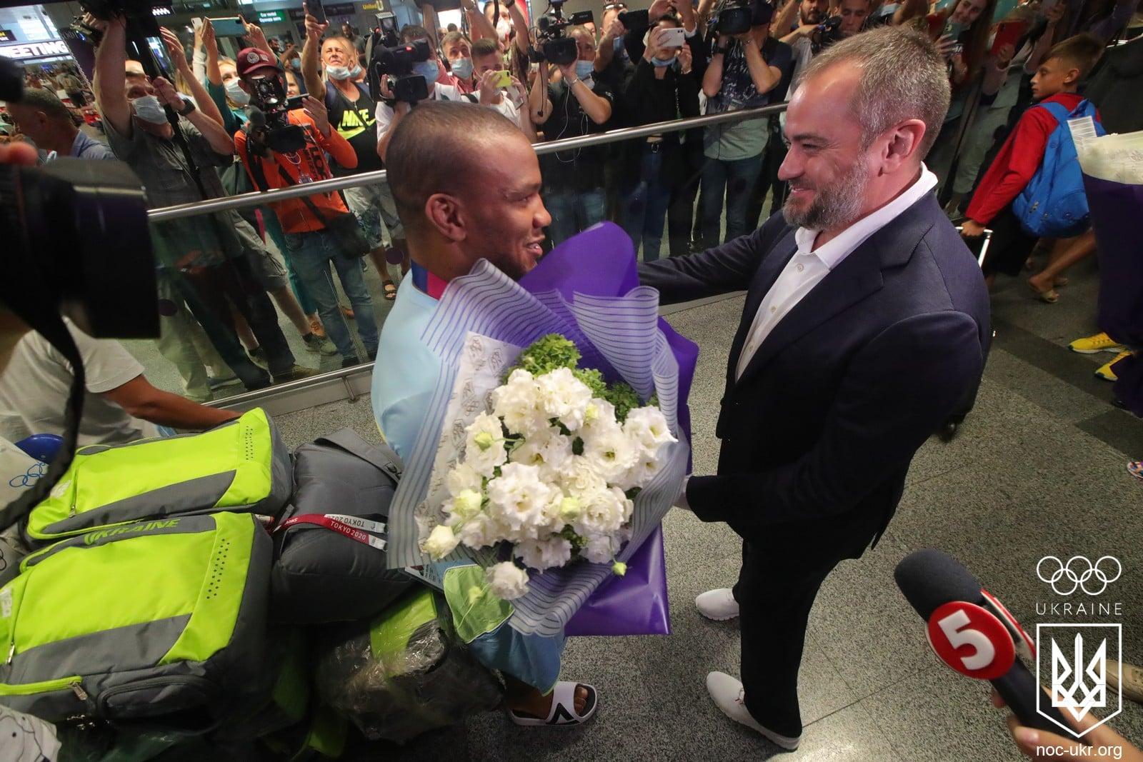 Беленюк і Насібов прибули до Києва