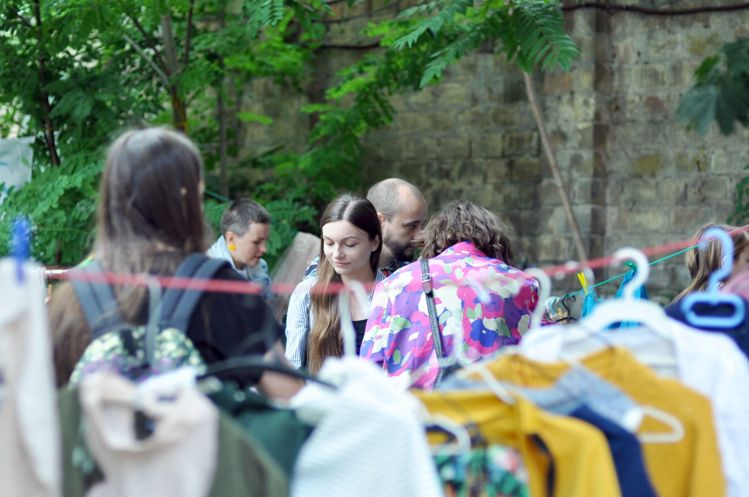 Сортування текстилю