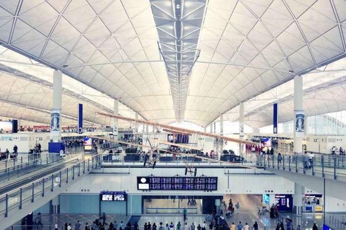Гонконг аеропорт