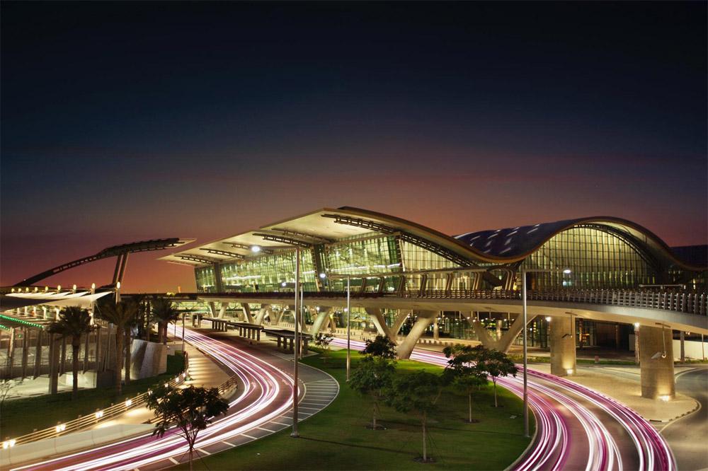 Хамад в Досі Катар