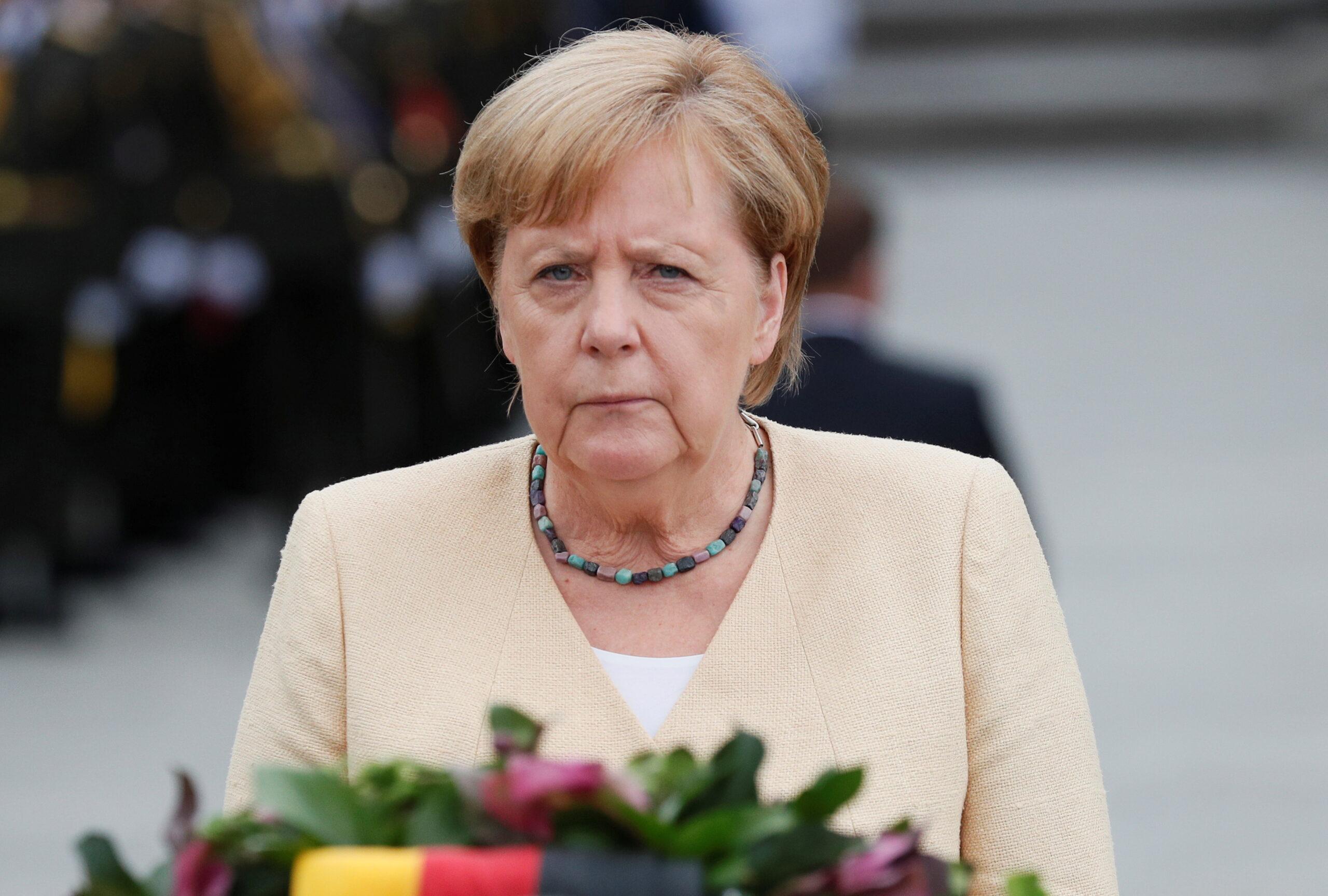 Меркель у Києві