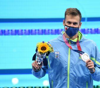 Ukraine wins first silver at 2020 Summer Games