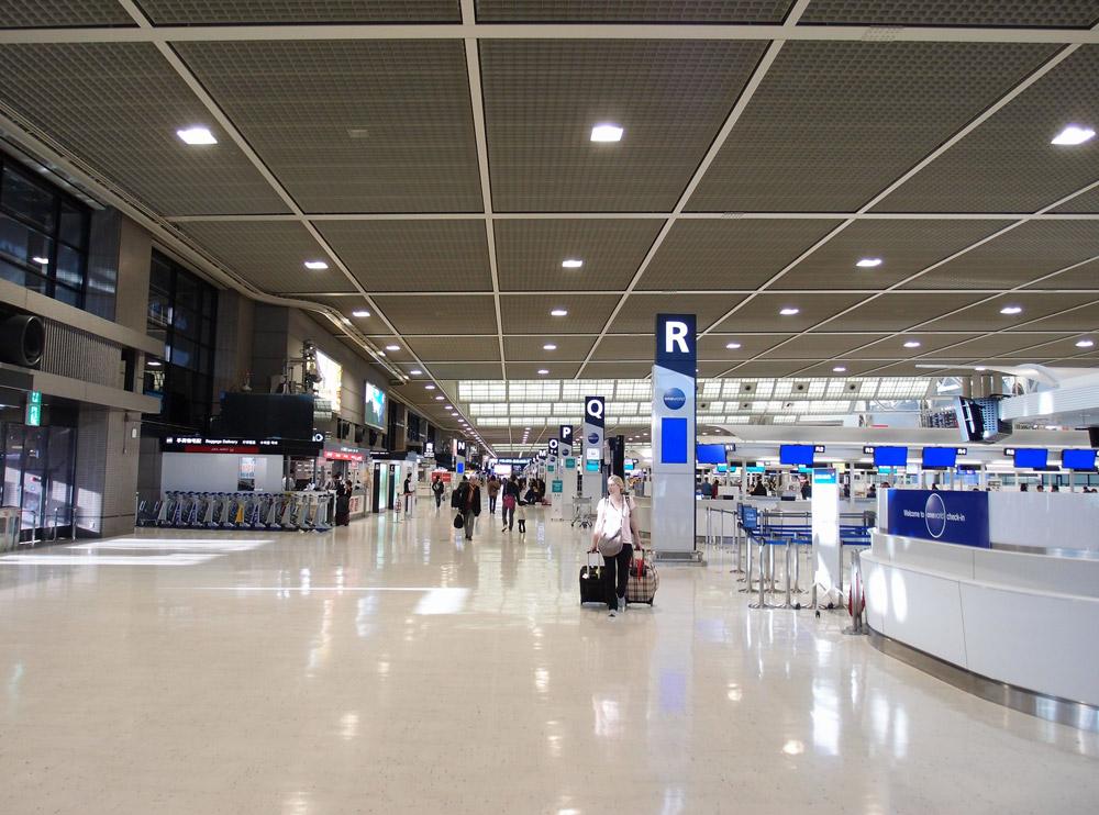 аеропорт Наріта в Токіо