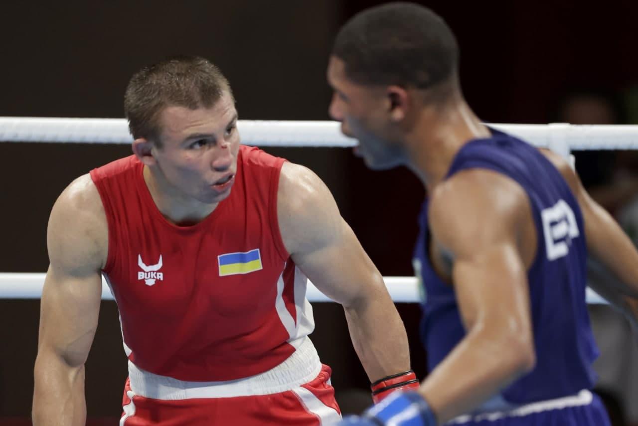Олександр Хижняк на Олімпіаді