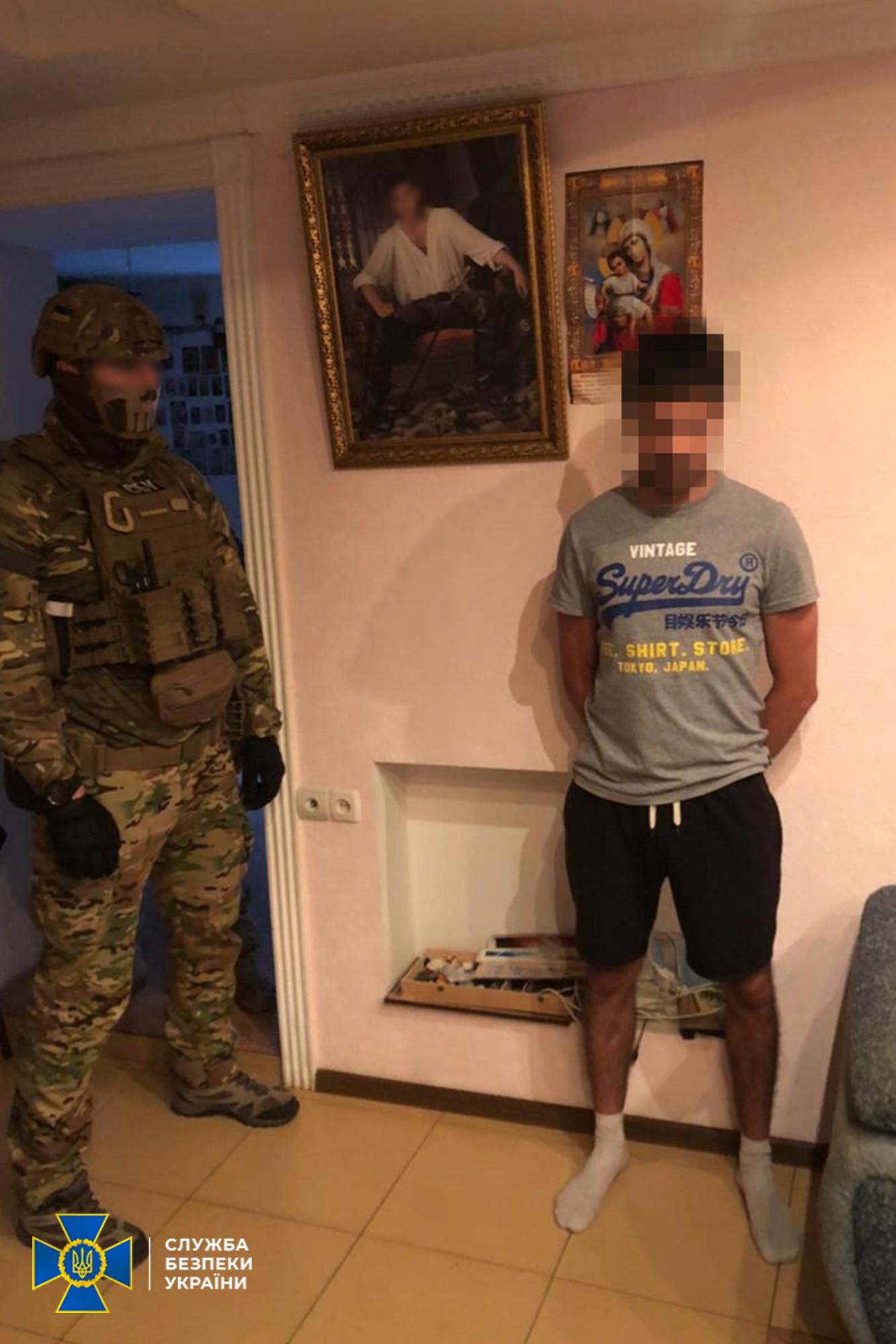 СБУ затримала бойовиків