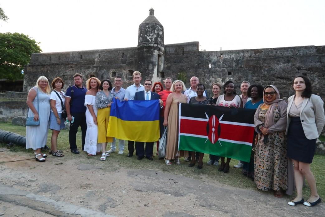 У Східній Африці запустили перший україномовний аудіогід