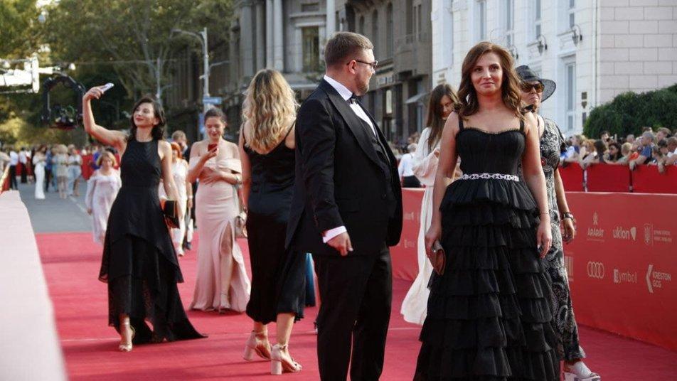 В Одесі стартував міжнародний кінофестиваль