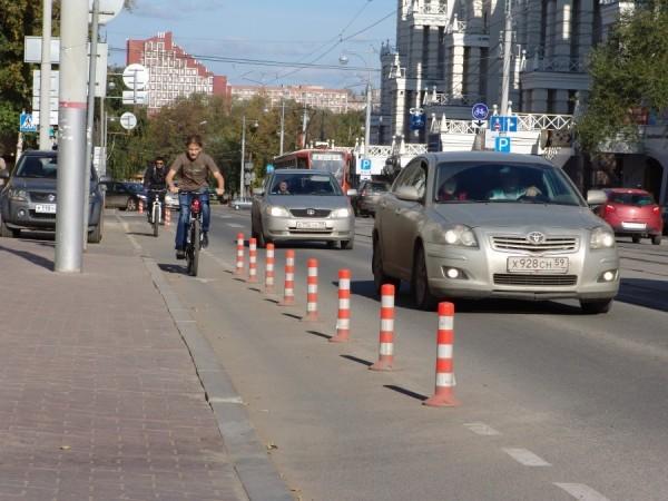 Велосипед у великому місті: як уникнути ДТП