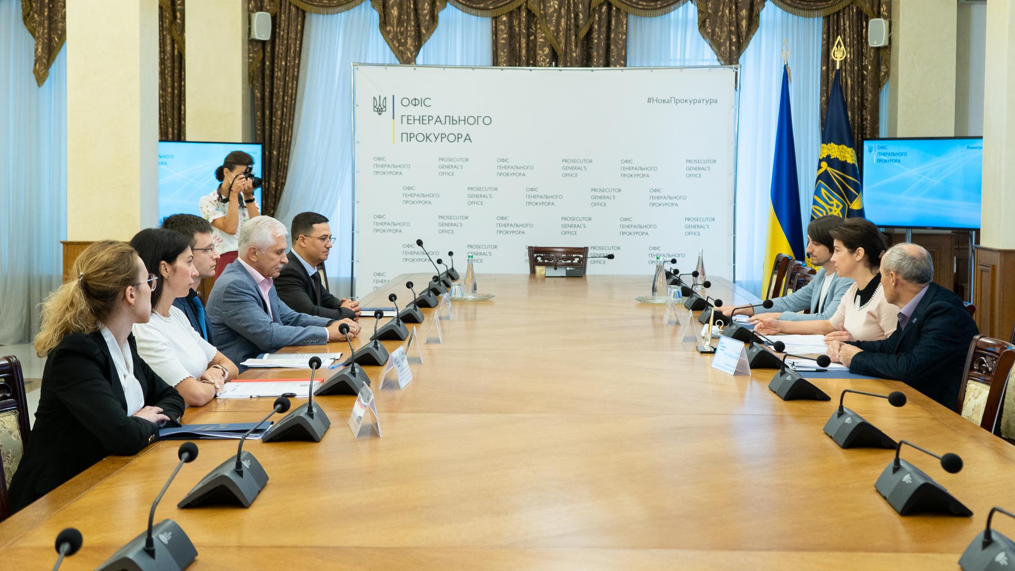 Венедіктова підписала звернення до МКС щодо Криму