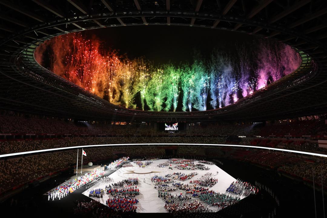 Відкриття Параолімпійських ігор у Токіо