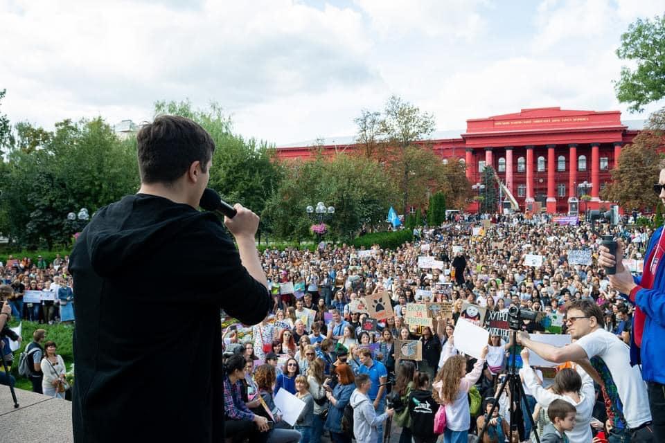 Всеукраїнський марш за тварин