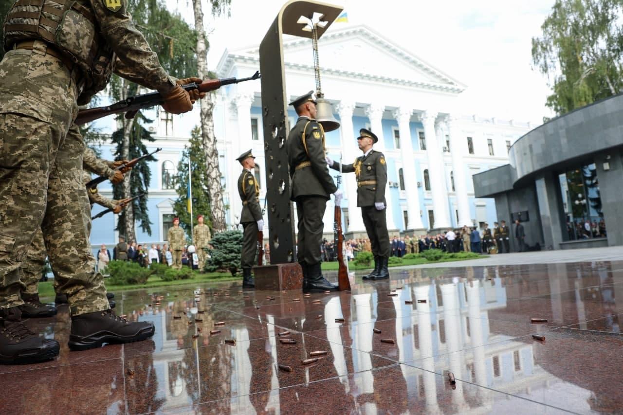 Вшанування загиблих військових