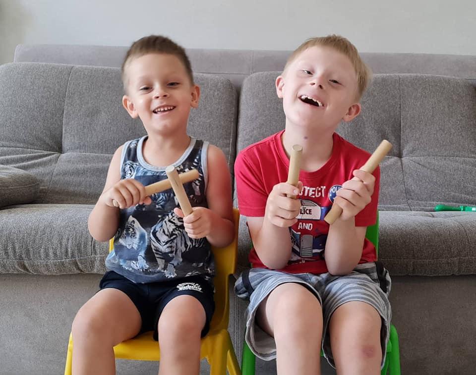 діти з синдромом Дауна