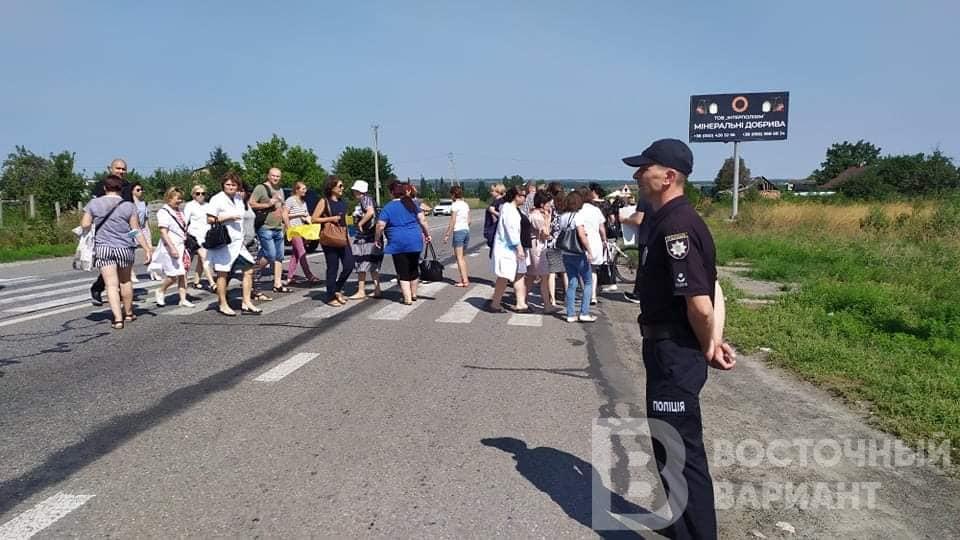 медики протест