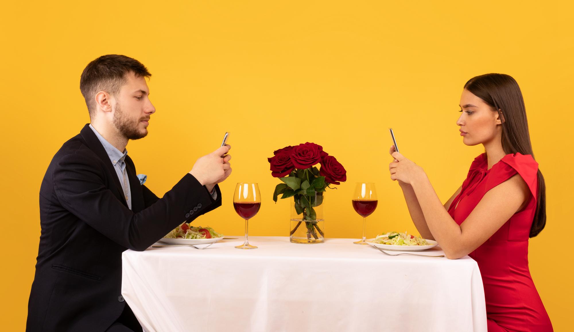 невдале побачення