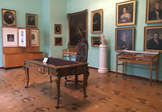 Пархомівський музей