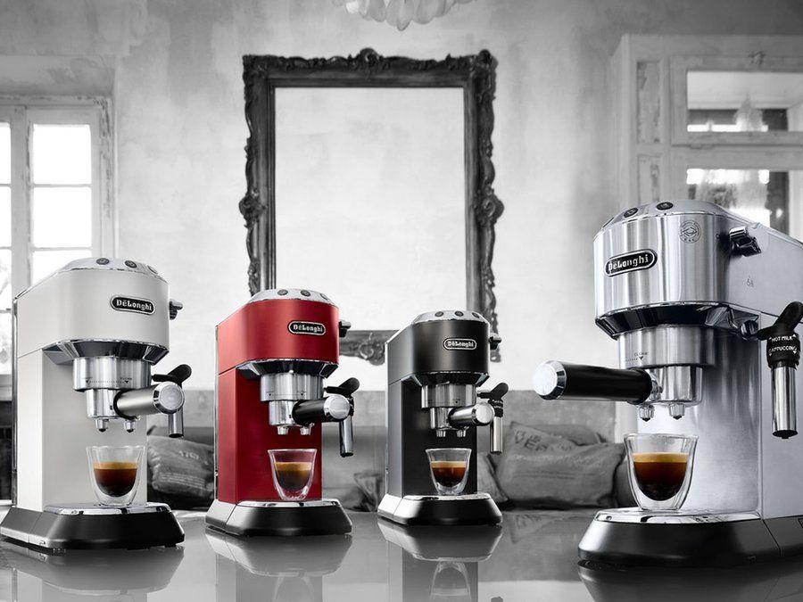 Как работают разные типы кофеварок