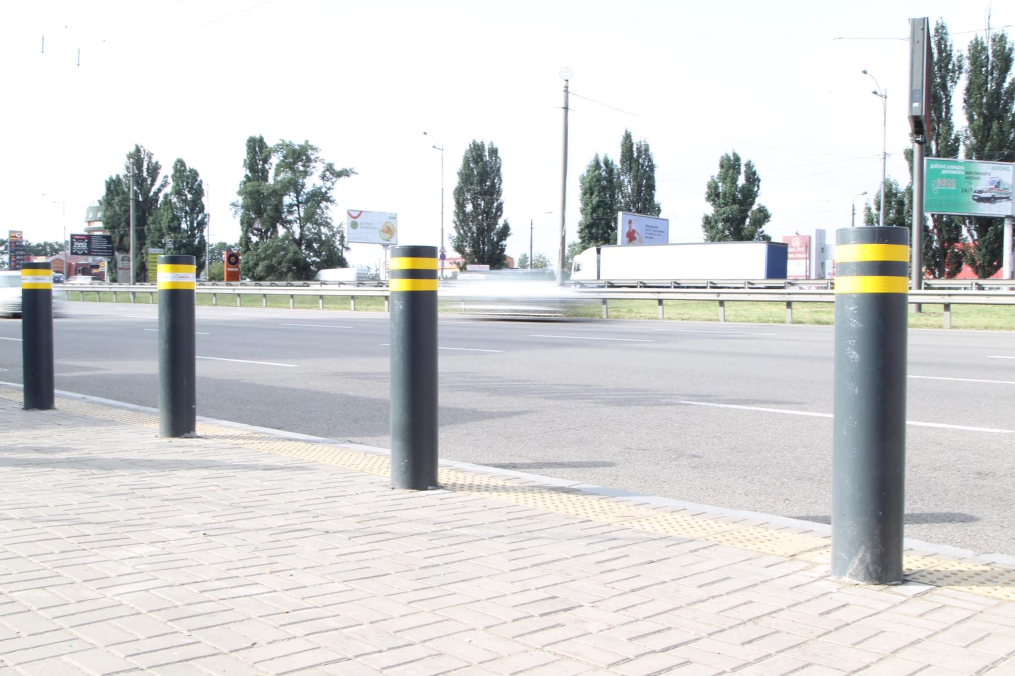 громадські зупинки захист