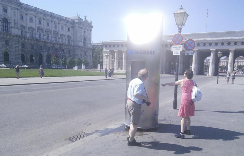 Вода в бюветах в Києві: пити чи не пити