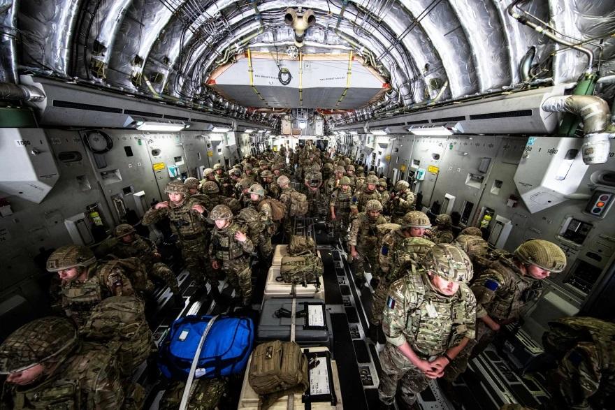вихід США виключно з Афганістану