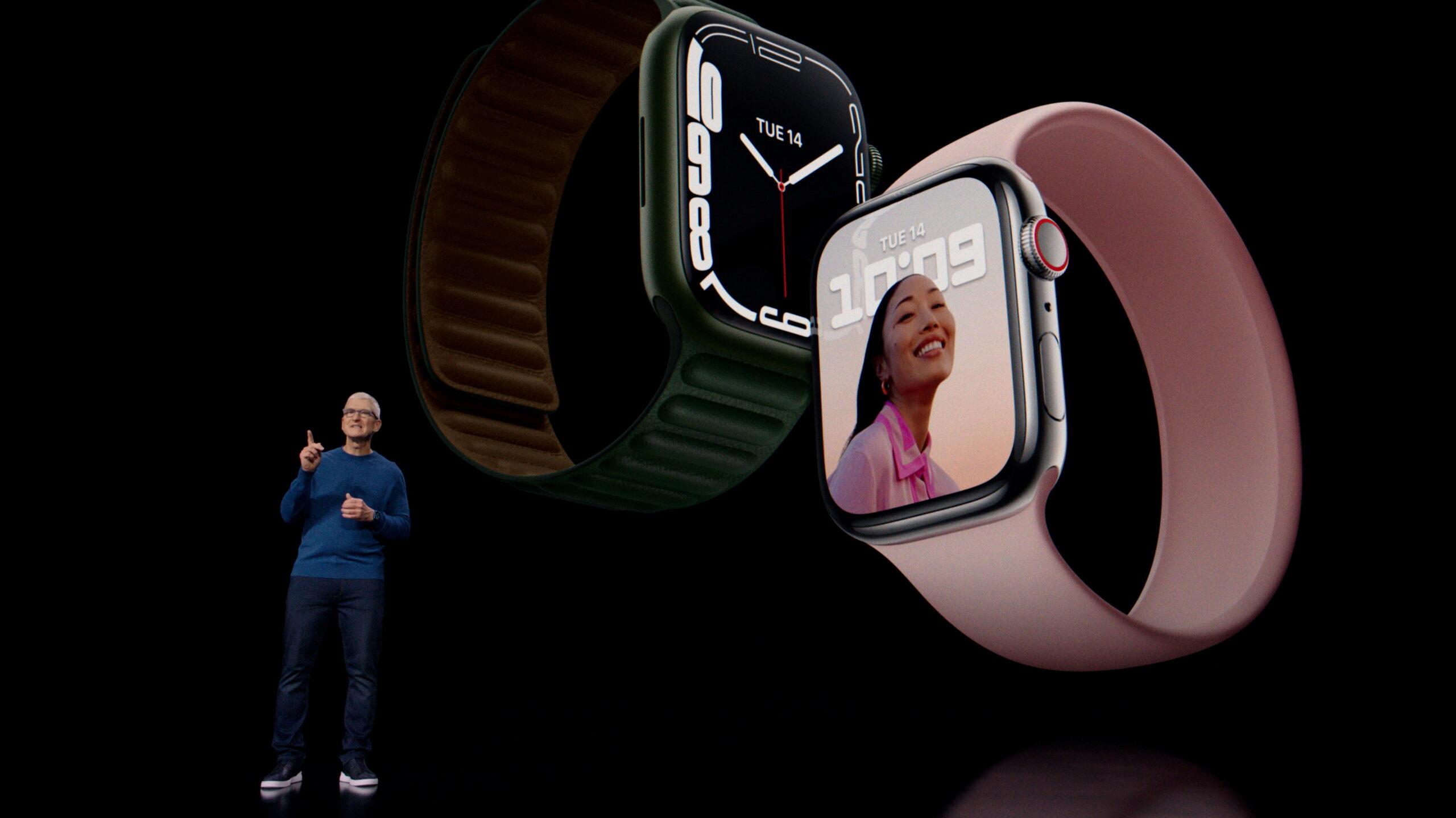 Apple презентация осень 2021.