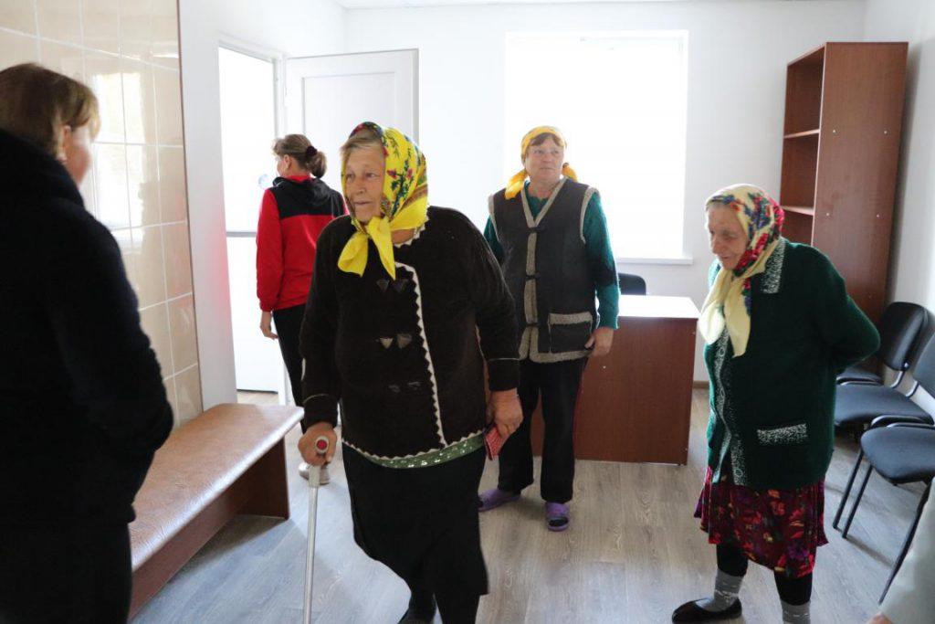 BGV Group Management відкрила сучасний ФАП на Житомирщині