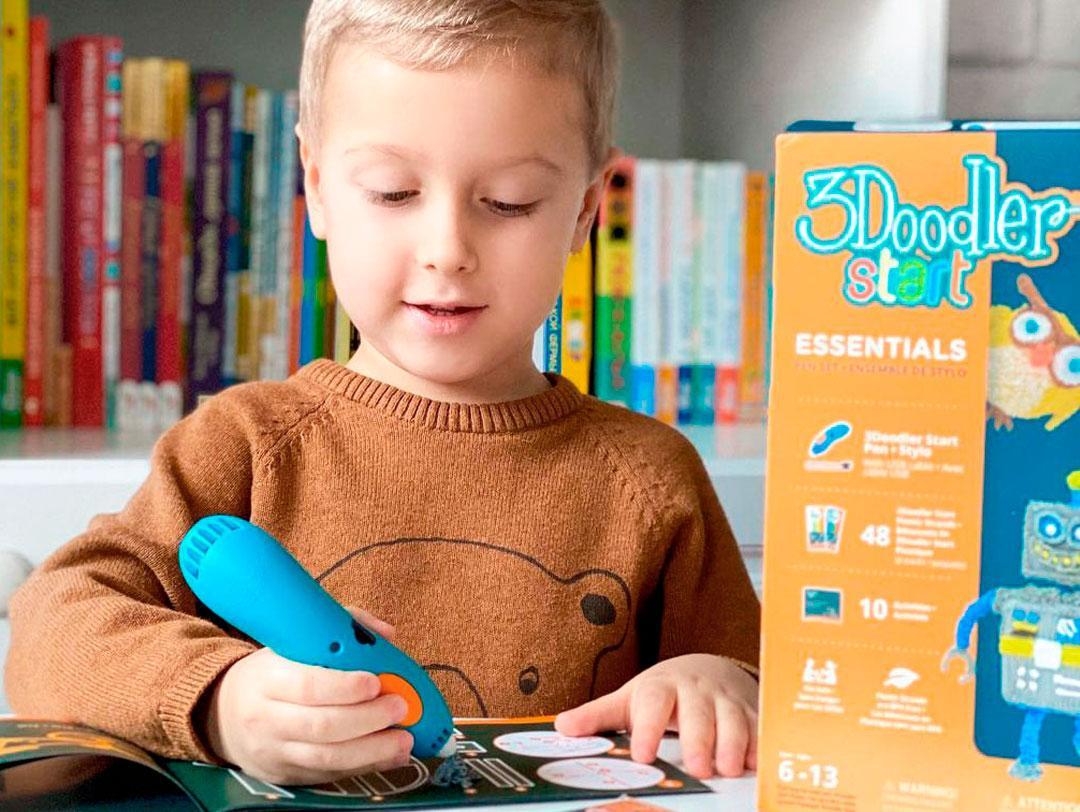 3Doodler Start – перша дитяча 3D ручка