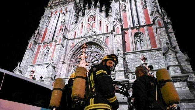 Костел Святого Миколая в Києві почнуть відновлювати у жовтні1