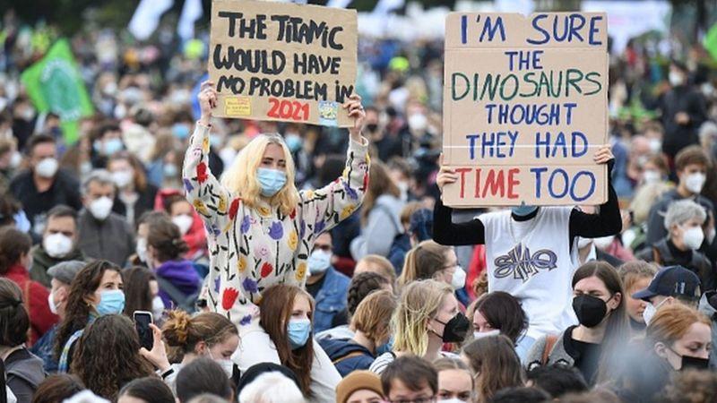 Мітинг за клімат по світу