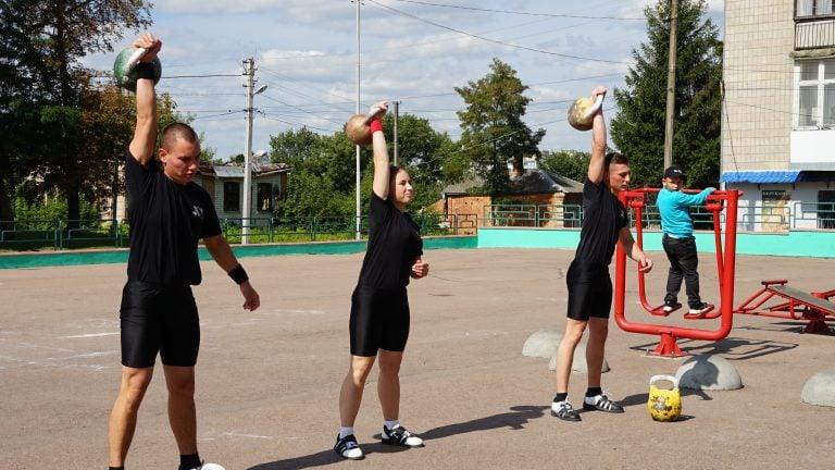 На Житомирщині проходитимуть безкоштовні спортивні тренування