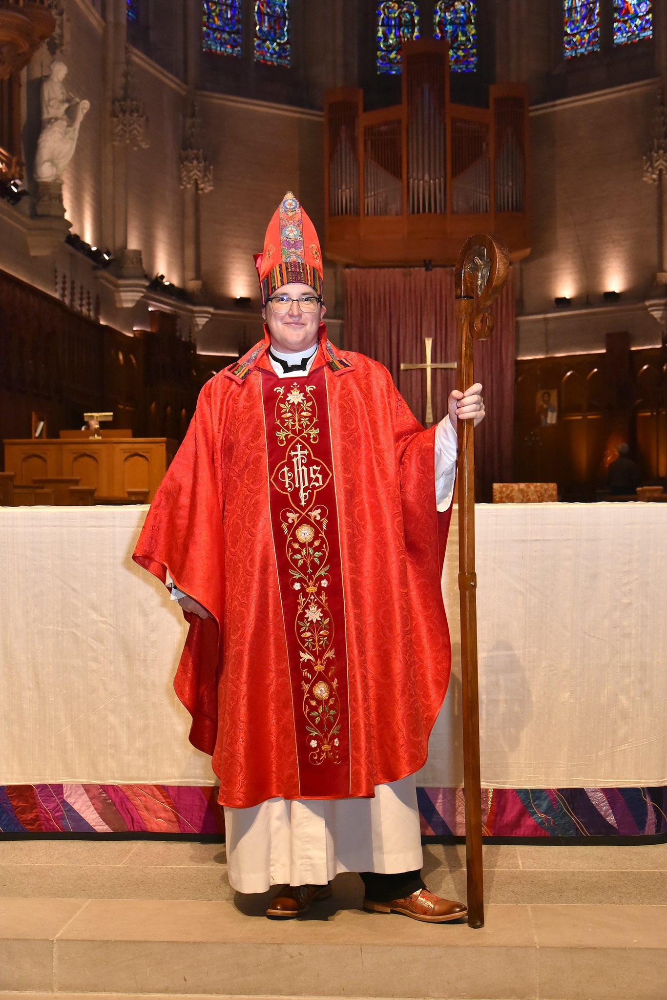 США єпископом церкви вперше став трансгенде