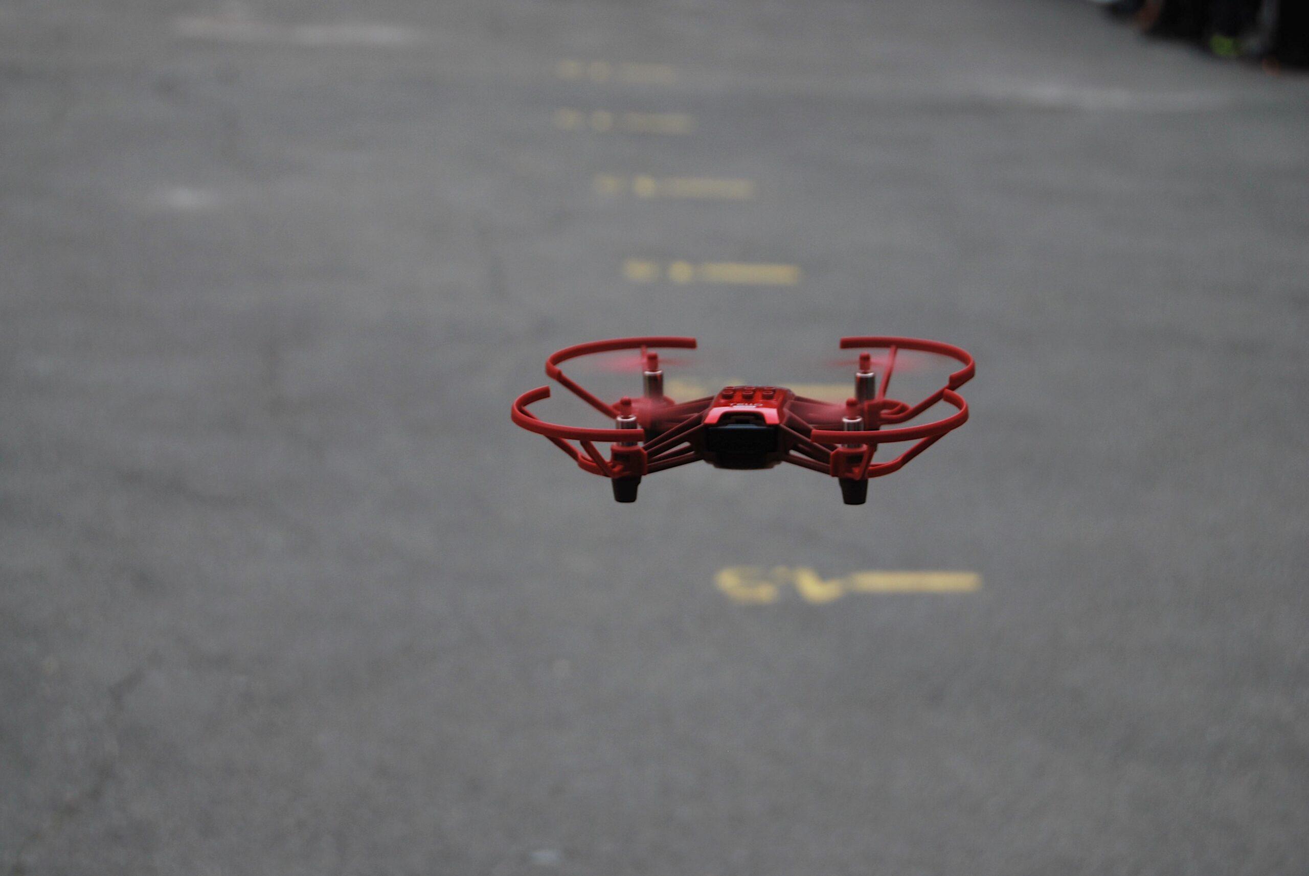 STEAM-інформатика на дронах